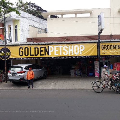 Golden Aquarium & Pet Shop